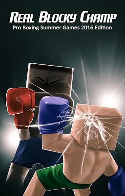 Real Blocky Box Champ 2017  - screenshot