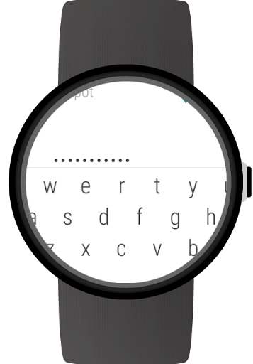 Wi-Fi Manager for Wear OS (Android Wear) screenshots 4