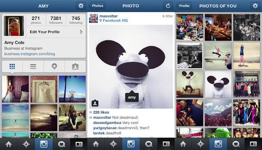 Multiple Login for Instagram