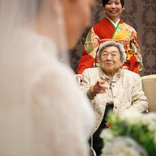 Wedding photographer Tsutomu Fujita (fujita). Photo of 06.09.2017