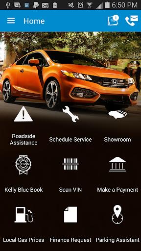 Honda City Chicago DealerApp