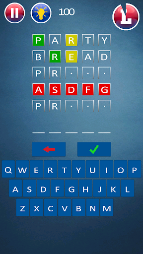 Lingo! - Word Game 2.11 screenshots 2