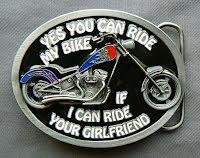 Bältesspänne My bike