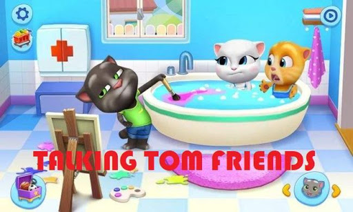 Guide For My Talking Tom Friends screenshot 2