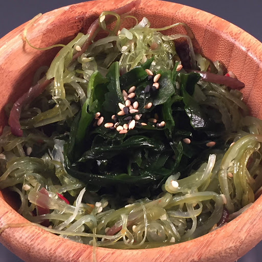 Seaweed Salad - Vegan