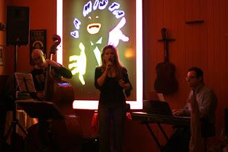 Photo: Trio Jazz La Mista/Marzo 2011