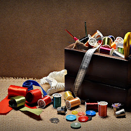 by Angela Codrina Andries Bocse - Artistic Objects Still Life