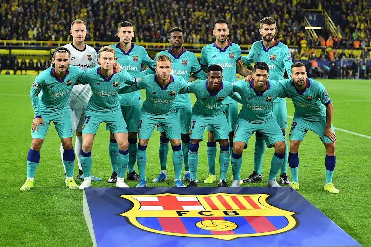 Le FC Barcelone souhaite rapidement prolonger deux joueurs importants