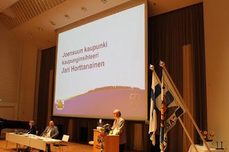 Photo: ...ja Jari Horttanainen.