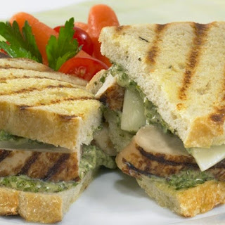 Chicken Breast Panini #SandwichRecipesWorldwide