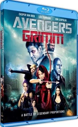 Baixar  Avengers Grimm   Dublado e Dual Audio Download