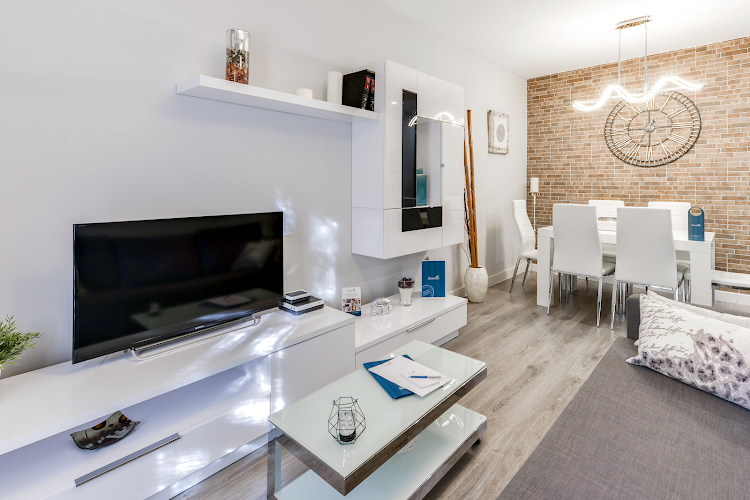 living space at Argumosa