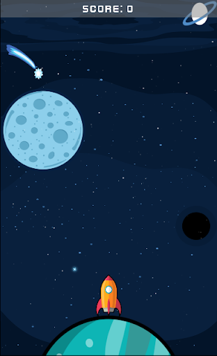 Super Rocket Dash Game