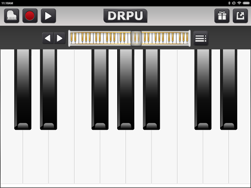 Piano Keyboard Music Pro - DRPU PIANO Learning App  screenshots 15