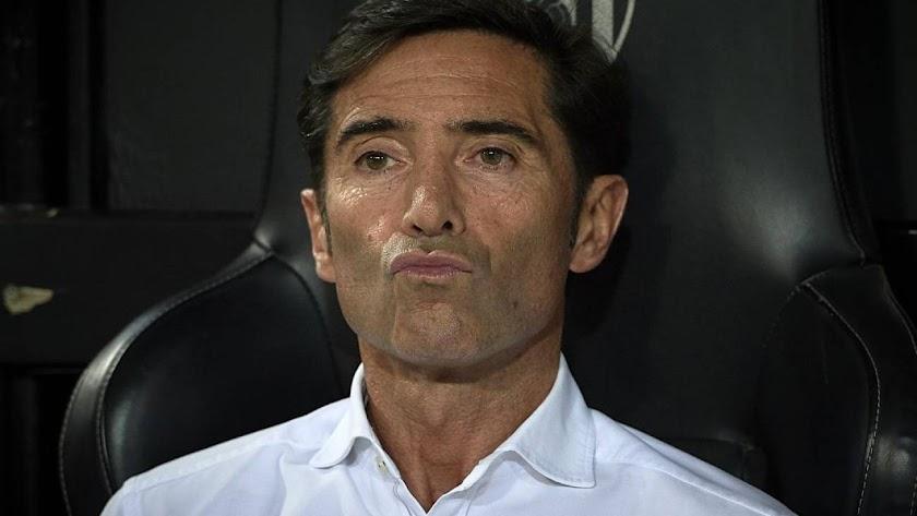 Marcelino García deja de ser entrenador del Valencia.