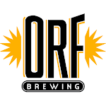 Logo for Orf Brewing