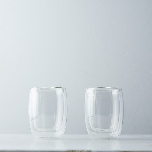 Sorrento Double Walled Glassware