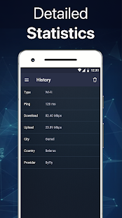 Internet Speed Test Original – wifi & 4g meter 8