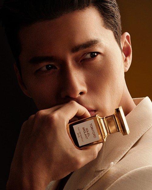 Hyun Bin trở thành đại sứ thương hiệu nước hoa Tom Ford ở châu Á Thái Bình Dương  - Ảnh 3