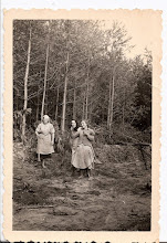 """Photo: The """"Three Spirits of the Forest"""". Milec"""