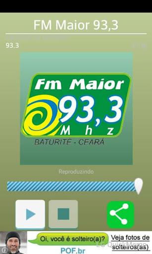 FM Maior 93 3
