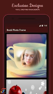 Coffee Cup Photo Frame 1