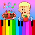 Piano amazing sounds icon