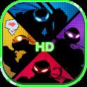 Ninja and Turtles -Ninja Fight icon