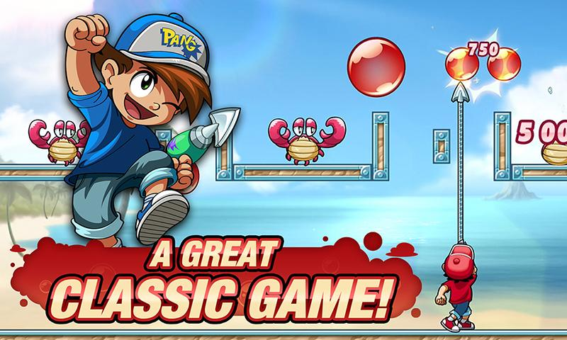 Pang Adventures v1.1.8 (Paid)