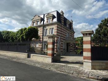 hôtel particulier à Vailly-sur-Aisne (02)