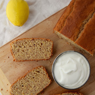 Whole Wheat Yogurt Quick Bread.