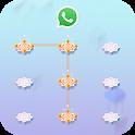 App Lock Master – Pattern Lock & Monument Theme icon