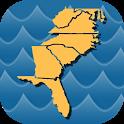 Stream Map USA - Southeast icon