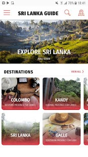 ✈ Sri Lanka Travel Guide Offline - náhled