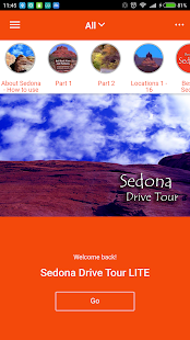 Sedona Drive Tours- screenshot thumbnail