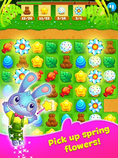 Easter Sweeper - Chocolate Bunny Match 3 Pop Games 2.1.1 screenshots 11