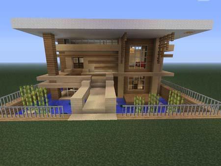 Modern Houses for Minecraft ★★★ 1.0 screenshots 2