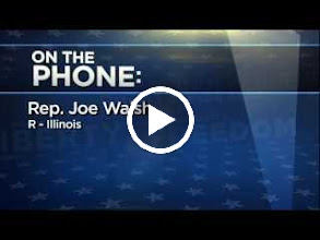 Video: Illinois Rep. Joe Walsh discusses Eric Holder's Feb. 2 testimony before the House Oversight Committee.