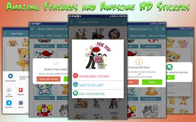 emoji hd talking stickers download