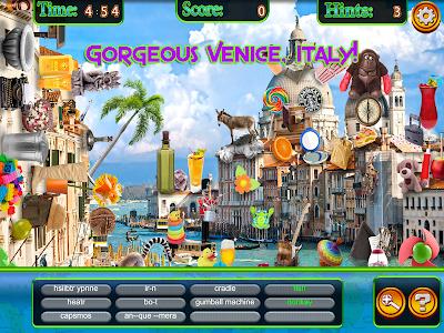 Hidden Objects World Traveler screenshot 8