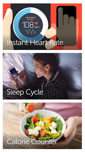 Argus Calorie Counter Diet, Activity, Step Tracker screenshot 1