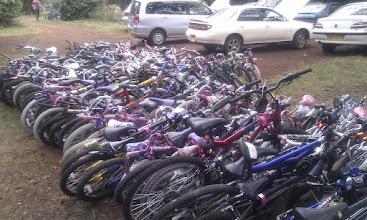 Photo: BfW bikes overseas