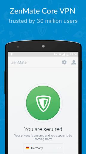ZenMate VPN v2.6.0 [Premium]