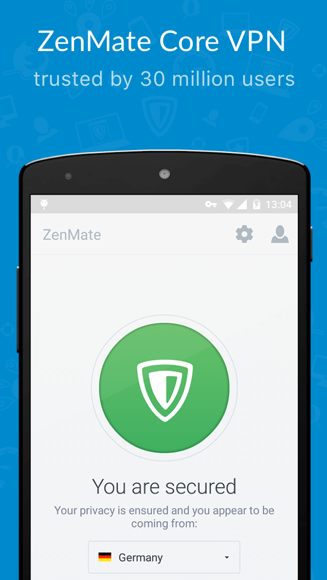 ZenMate VPN - WiFi VPN Security & Unblock APK Cracked Free