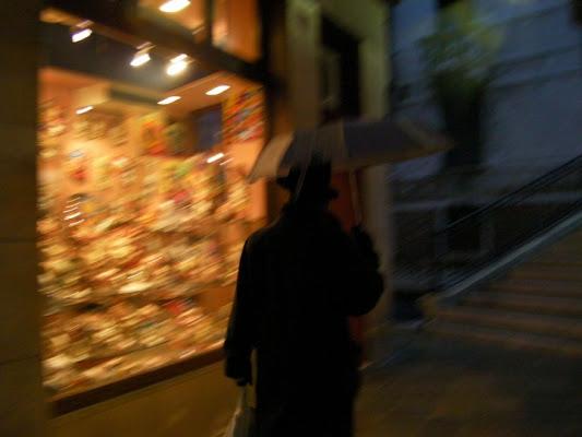 Pioggia a venezia di samui