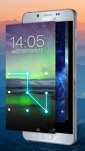 Free App Lock and Pattern Lock Screen New 2017 screenshot 6