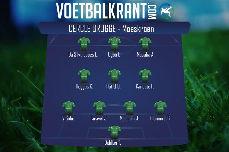 Cercle Brugge (Cercle Brugge - Moeskroen)