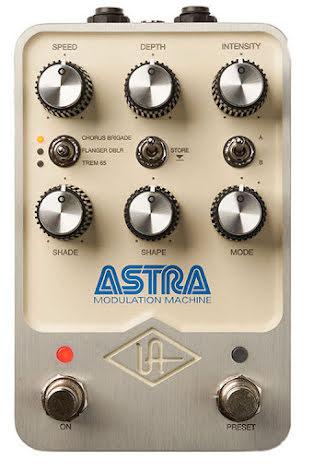 Universal Audio Astra Modulation Machine Pedal