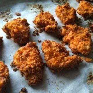 Doritos Crusted Chicken Nuggets.