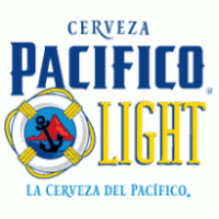 Logo of Pacifico Light